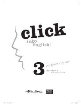 CLICK 3 - Guía Docente
