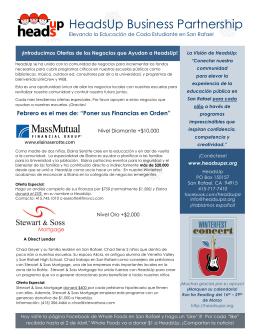 HeadsUp Business Partnership