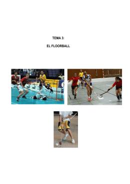 reglas del floorball