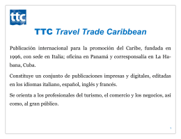 TTC Travel Trade Caribbean