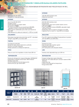 armario de refrigeración y congelación 800x600 heladería