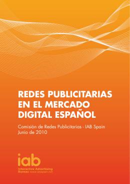 redes publicitarias en el mercado digital español