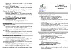Cursos Todo Madrid Marzo 2011 - Español para inmigrantes y