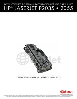 HP® LASERJET P2035 • 2055