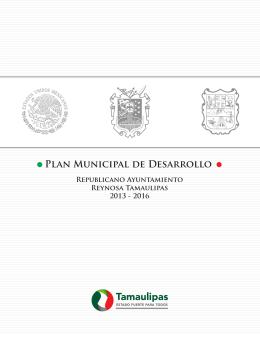 Plan Municipal de Desarrollo 2013 - 2016