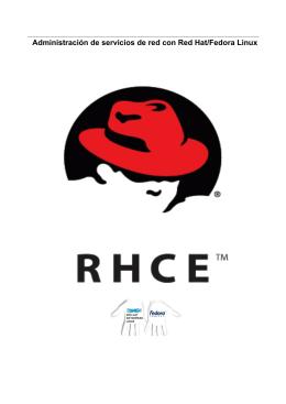 Administración de servicios de red con Red Hat/Fedora Linux