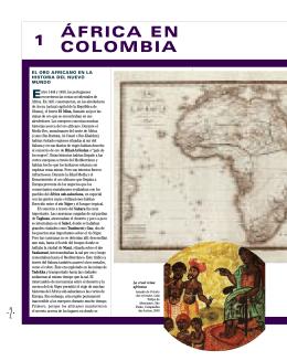 ÁFRICA EN COLOMBIA 1