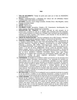 CONSTRUCCIÓN Y PRUE - Biblioteca Digital Universidad de San