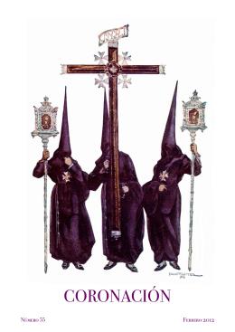 Boletín Coronación 55 – Febrero 2012
