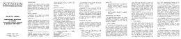 GALACTIC GAMES Instrucciones para disco y cassette Commodore