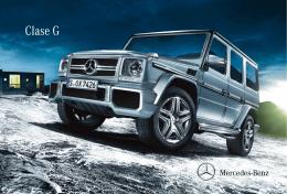 Catálogo Mercedes-Benz Clase G Clase-G