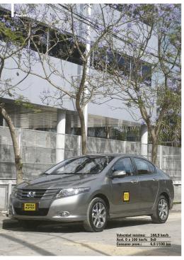 Honda City EX-L