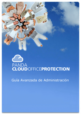 Manuales Panda Cloud Office Protection 5.50