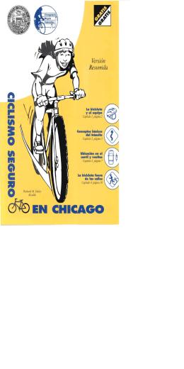 Ciclismo Seguro en Chicago