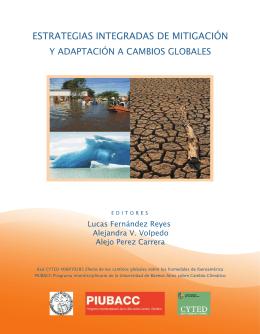Estrategias integradas de mitigación y adapatación a cambios