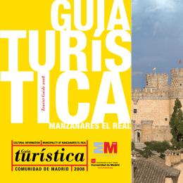 turística turística - Manzanares el Real