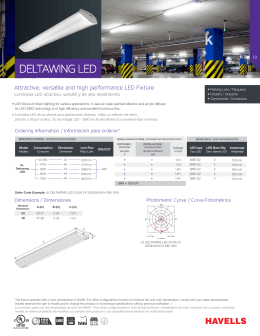 Havells LED Fixture 2015 July