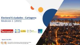 consulte aquí la ficha técnica y la encuesta completa sobre Cartagena