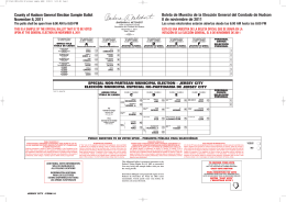 2006 HC primary sample HARR - Hudson County Office of the