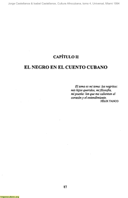 Facsímil del original impreso de este capítulo en
