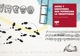 Artes y emociones que potencian la creatividad - 2014