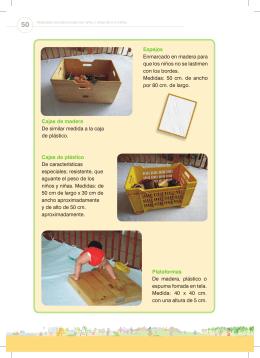 CARÁTULA guia materiales educativos para los niños y niñas de 0