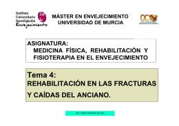 Tema 4: - OCW - Universidad de Murcia