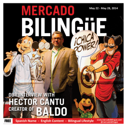 Contact Us - Mercado Bilingüe