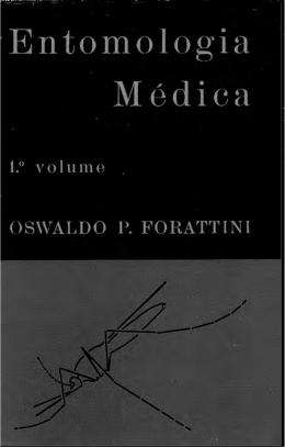 Entomologia medica. parte geral, Diptera, Anophelini.