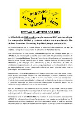 Fest. El Alternador 2015_NdP