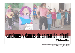 CANCIONEROINFANTIL animacion bis