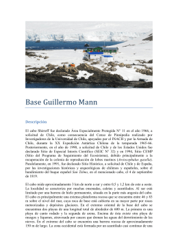 Base Guillermo Mann