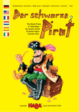 The Black Pirate A l`abordage ! De zwarte piraat El
