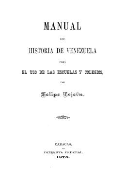 manual de historia de venezuela - Actividad Cultural del Banco de