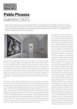 Pablo Picasso Guernica(1937) - Museo Nacional Centro de Arte