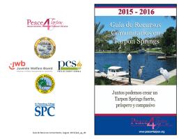 Peace4Tarpon_Resource Guide 2015 Spanish.pub