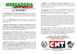 ¡¡¡Y DESPIDE!!! - CNT Aragón
