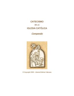 Compendio Catecismo de la Iglesia Católica