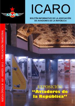 """EXPOSICIÓN """"Aviadores de la República"""""""