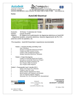 8 AutoCAD Electrical..