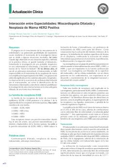Actualización Clínica - Arquivos Brasileiros de Cardiologia