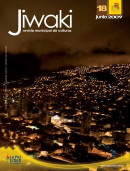 Jiwaki junio 2009 - Gobierno Municipal de de La Paz