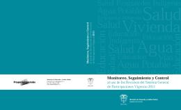 Agua Potable - Ministerio de Hacienda y Crédito Público