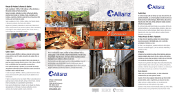 Folleto Comercio Allariz v2015