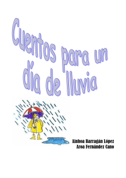 Ainhoa Barragán López Aroa Fernández Cano