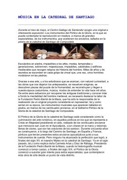 MÚSICA EN LA CATEDRAL DE SANTIAGO - Centros