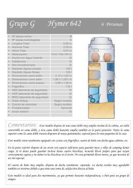 Catálogo pdf - Autocaravan Express