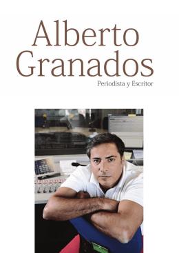 DOSIER ALBERTO GRANADOS