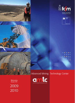 Advanced Mining Technology Center