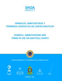 Simbolos, Abreviaturas y Términos usados en las Cartas